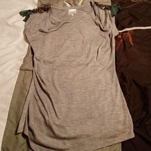 Tops - Boutique Olive sleeveless top